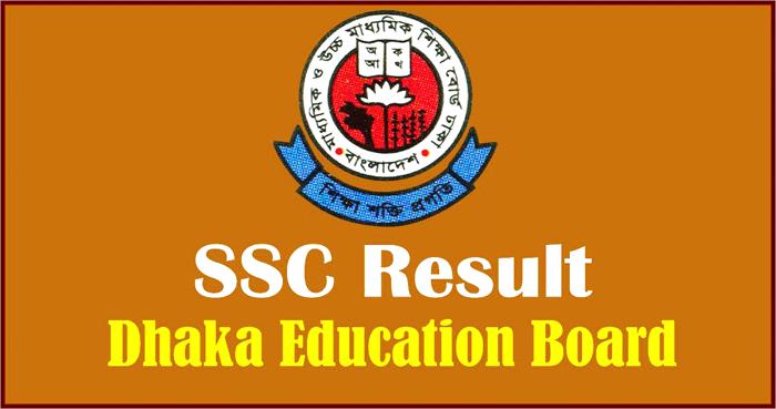 SSC Result Dhaka Board 2020