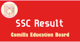 SSC result Comilla board 2020