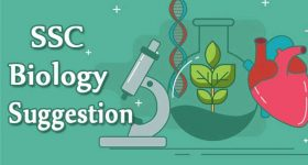 SSC Biology Suggestion